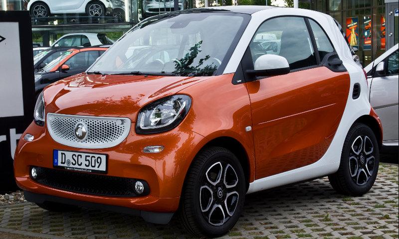 какой современный маленький серийный автомобиль