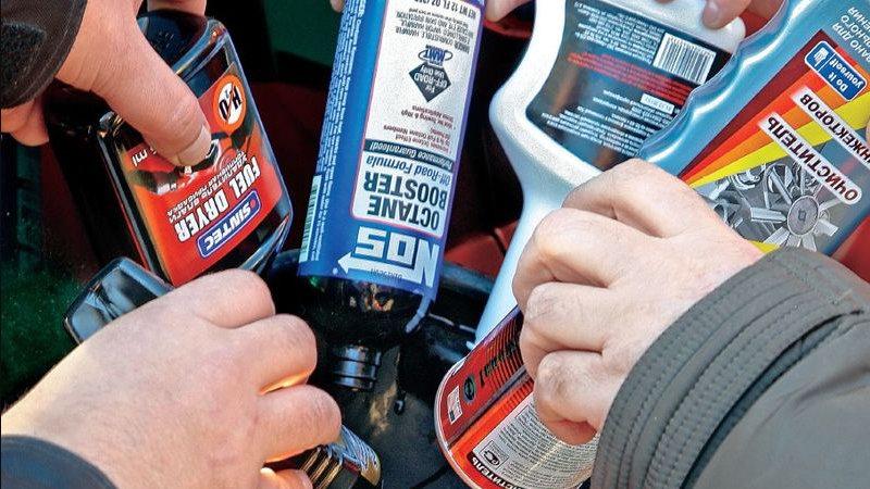 каким образом повысить октановое число бензину