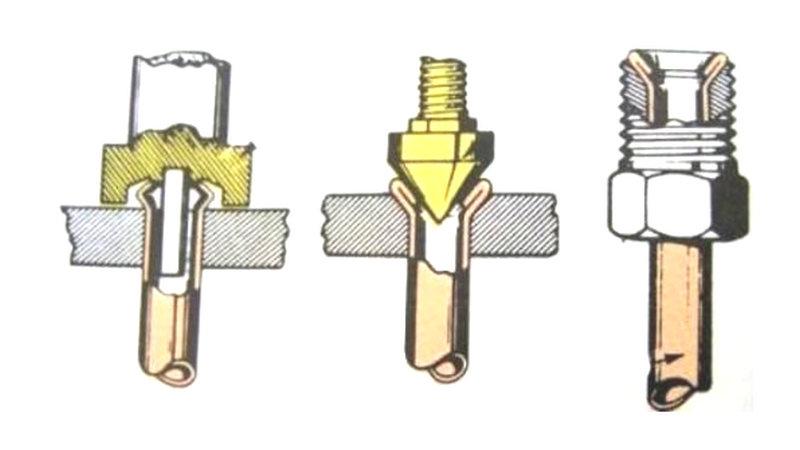 как делается развальцовка тормозных трубок